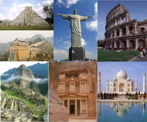 Travel 7 Wonders of the World