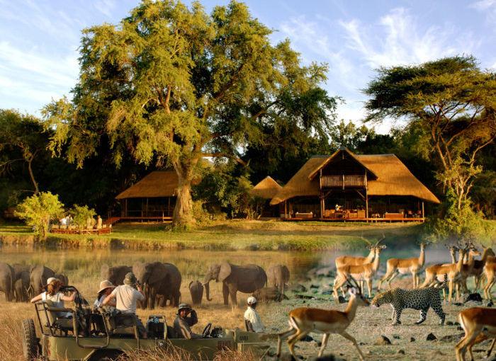 Giro del Mondo Safari