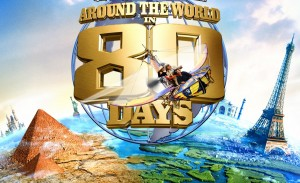 Travel Around the World in 80 days