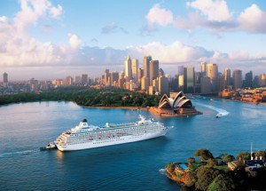 Cruises Around the World 2019