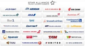 Star Alliance RTW