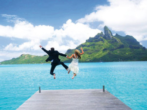 Honeymoon Around the World